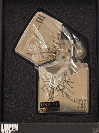 正規品販売! zippo ルパン三世 ルパン三世 ルパン三世 Bullet Mark ルパン三世 新品 新品, モノモクリエイトストア:8601924e --- lexloci.com.br