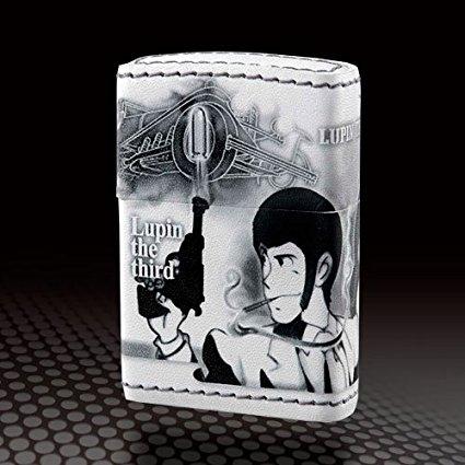 ZIPPO ルパン三世ジッポー 「40th Anniversary SPECIAL No.4 ルパン&不二子」 バンプレスト 新品