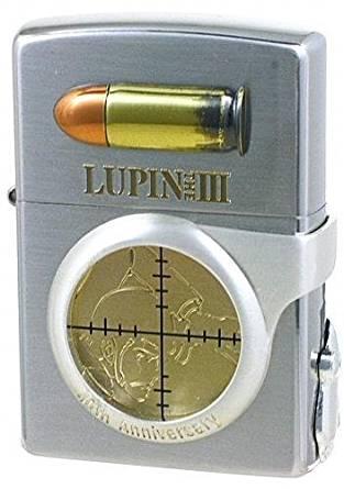 ZIPPO ルパン三世ジッポー 「40th Anniversary SPECIAL No.1 ルパン」 新品