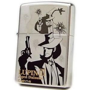 zippo ジッポー ルパン三世 ザ・リフレクション No.2 次元 新品