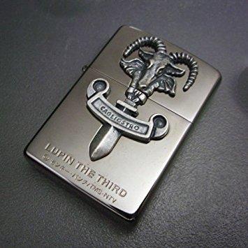 zippo ルパン三世 カリオストロの城 紋 新品