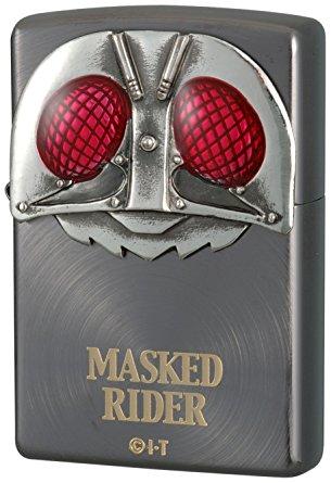 ZIPPO 仮面ライダージッポー 「ファーストインパクト No.4 マスク(黒)」 バンプレスト 新品