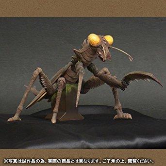 東宝大怪獣シリーズ カマキラス 三匹のギャングセット 少年リック限定商品 エクスプラス 新品