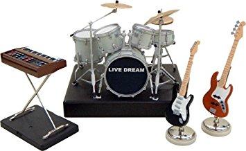 セッションライブプレーヤー LIVE DREAM ロックバンドセット セガトイズ 新品