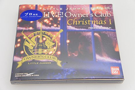 LITTLE JAMMER PRO.リトルジャマー 専用 LIVE!Owners Club Christmas 1 Bandai 新品