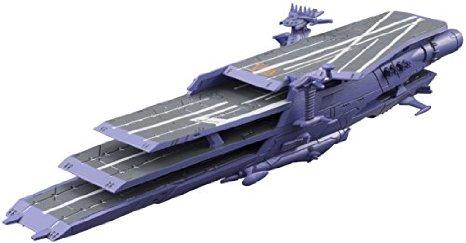 コスモフリートスペシャル 宇宙戦艦ヤマト2199 ガイペロン級多層式航宙母艦【ランベア】 メガハウス