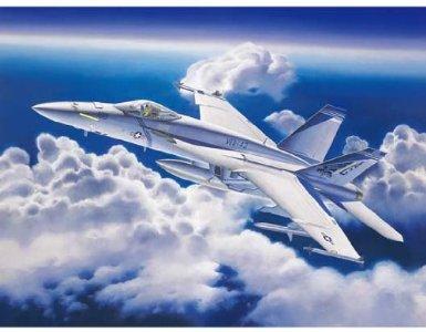1/32 F/A-18E スーパーホーネット 単座型 (03204) トランペッター