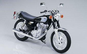 1/12 ネイキッドバイク No.44 ヤマハ SR500 96年モデル 青島文化教材社