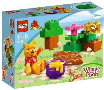 レゴ デュプロ プーさんのピクニック 5945