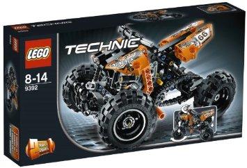 レゴ テクニック クアッド・バイク 9392