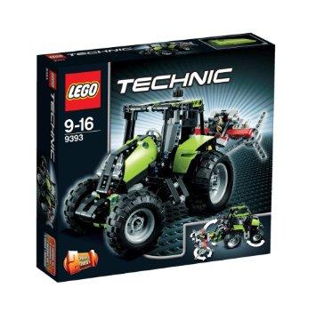 レゴ テクニック トラクター 9393