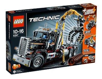 レゴ テクニック ログ・トラック 9397