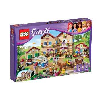 レゴ フレンズ カントリークラブハウス 3185