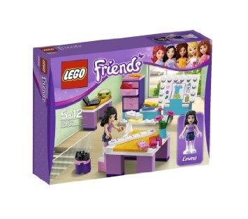 レゴ フレンズ デザインスタジオ 3936