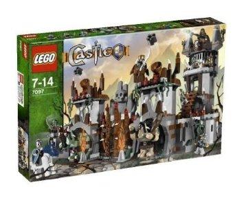 レゴ キャッスル しにがみ大王の城 7097