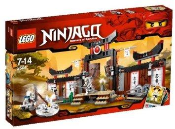 レゴ ニンジャゴー お得なキャンペーンを実施中 スピン術道場 2504 セールSALE%OFF
