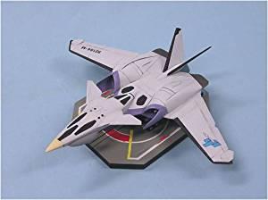タクティカルロア 1/144 PV-16C シーガル VTOL哨戒機「カモメ」 塗装済完成品 ピットロード (難あり