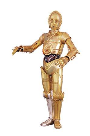 RAH リアルアクションヒーローズ スター・ウォーズ C-3PO 1/6スケール ABS&ATBC-PVC製 塗装済み可動フィギュア メディコム・トイ 新品