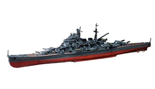 青島文化教材社 1/350 アイアンクラッド [鋼鉄艦] 重巡洋艦 摩耶 1944 新品