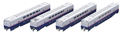 TOMIX Nゲージ 92549 E4系上越新幹線 (新塗装)増結セット (4両) トミーテック 新品