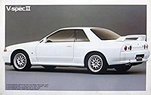 フジミ 1/24 日産 スカイライン 2ドア スポーツクーペ GT-R Vスペック2(R32型) 新品