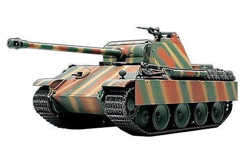 タミヤ 1/48 パンサーG型後期仕様キュストリン戦線 新品