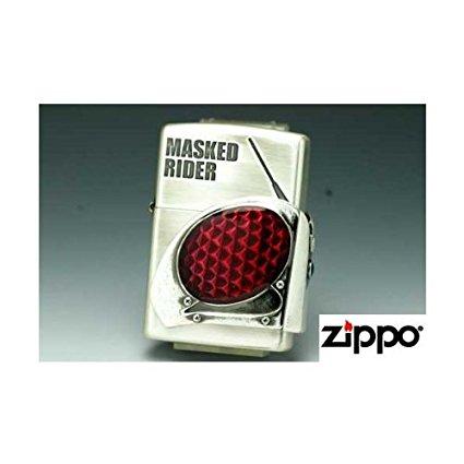 Zippo【仮面ライダージッポー ファーストインパクトNEXT】No.1 マスク バンプレスト 新品