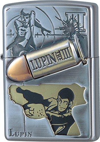 ZIPPO ルパン三世ジッポーライター 「ザ・パートナー(ルパン)」 バンプレスト 新品