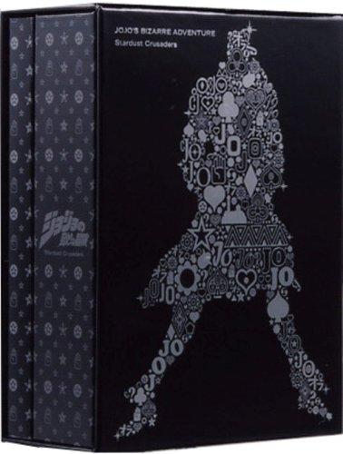 ジョジョの奇妙な冒険 第3部 スターダストクルセイダース DVD-BOX 小杉十郎太 新品 マルチレンズクリーナー付き