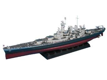 1/700 アメリカ海軍 戦艦 BB-55 ノースカロライナ (W140) ピットロード