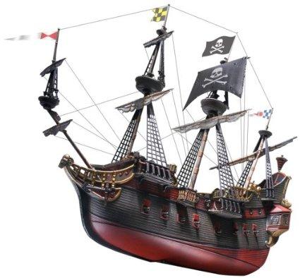 カリブ海賊船 レベルモノグラム