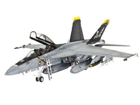 ドイツレベル 04864 1/72 ボーイング F/A-18F スーパーホーネット
