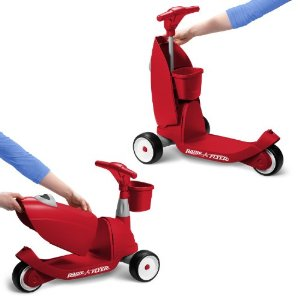 Radio Flyer Ride 2 Glide Ride On ラジオフライヤー