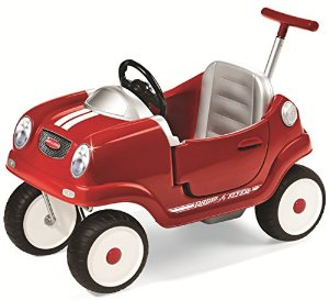 Radio Flyer Steer 'N Stroll Coupe  ラジオフライヤー