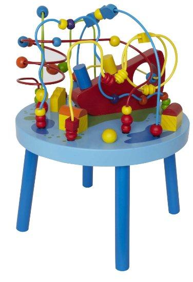 Hape オーシャン アドベンチャー テーブル E1805 : Hape(ハペ)