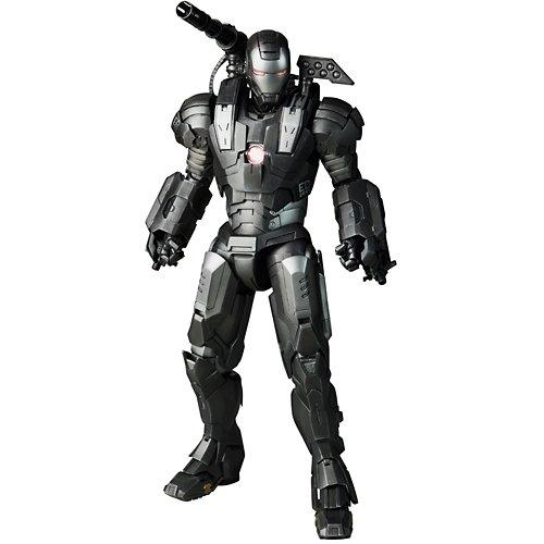 【ムービー・マスターピース】 『アイアンマン2』 1/6スケールフィギュア ウォーマシーン ホットトイズ