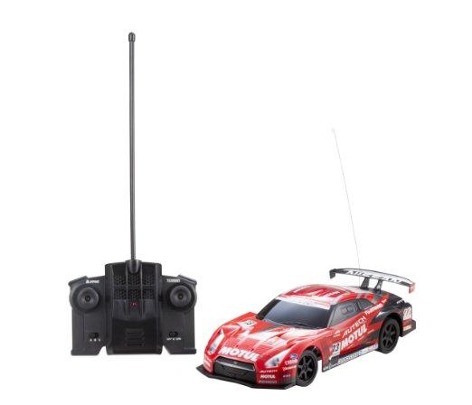 1/18 R/C リアルドライブ レーシング モチュール オーテック GT-R シー・シー・ピー
