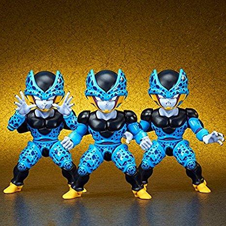 ギガンティックシリーズ ドラゴンボールZ セルJr. 限定3体セット PVC製 塗装済み完成品フィギュア XPLUS TOYS 新品
