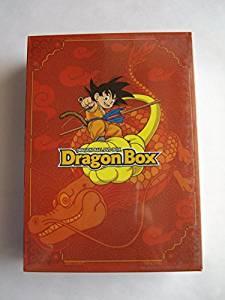 DRAGON BALL DVD BOX DRAGON BOX 新品 マルチレンズクリーナー付き