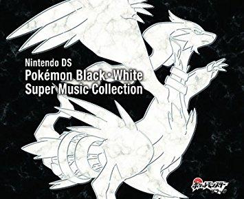 ニンテンドーDS ポケモンブラック・ホワイト スーパーミュージックコレクション CD 新品 マルチレンズクリーナー付き