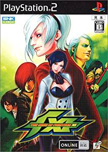 THE KING OF FIGHTERS XI PlayStation2 新品
