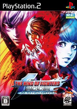 ザ・キング・オブ・ファイターズ 2002 アンリミテッド マッチ PlayStation2 新品