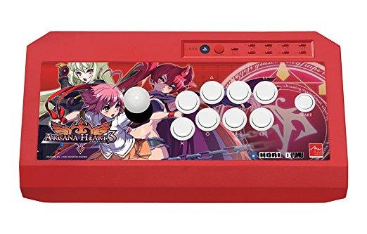 アルカナハート3 対応スティック for PlayStation3 ホリ 新品