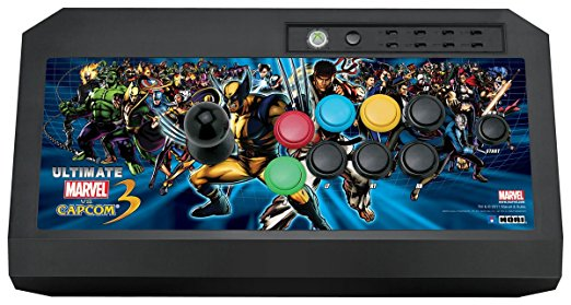 ULTIMATE MARVEL VS. CAPCOM3 対応スティック for Xbox360 ホリ 新品