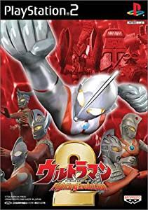 ウルトラマン Fighting Evolution 2 バンプレストPlayStation2 新品