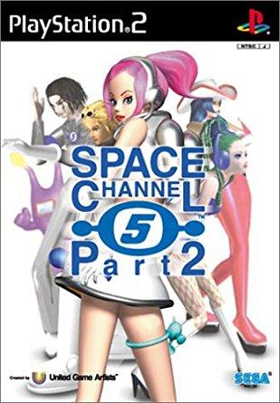 スペースチャンネル5 パート2 セガゲームス PlayStation2 新品