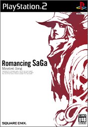 ロマンシング サガ -Minstrel Song-スクウェア・エニックス PlayStation2 新品