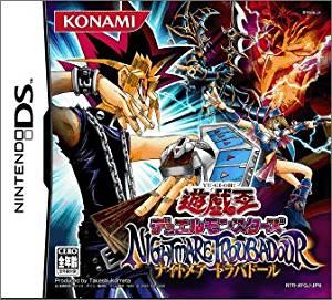 遊戯王デュエルモンスターズ NIGHTMARE TROUBADOUR (ナイトメアトラバドール) コナミ Nintendo DS 新品