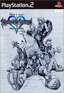 キングダム ハーツ -ファイナル ミックス- プラチナ リミテッド スクウェア PlayStation2 新品