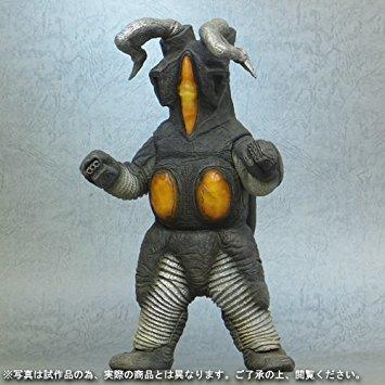 大怪獣シリーズ 「ゼットン二代目」 少年リック限定商品 エクスプラス 新品